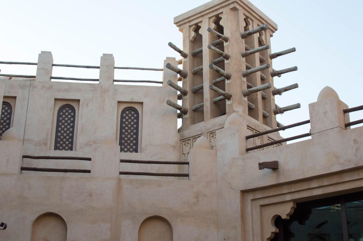 Architecture, Madinat Jumeirah, Dubai, UAE