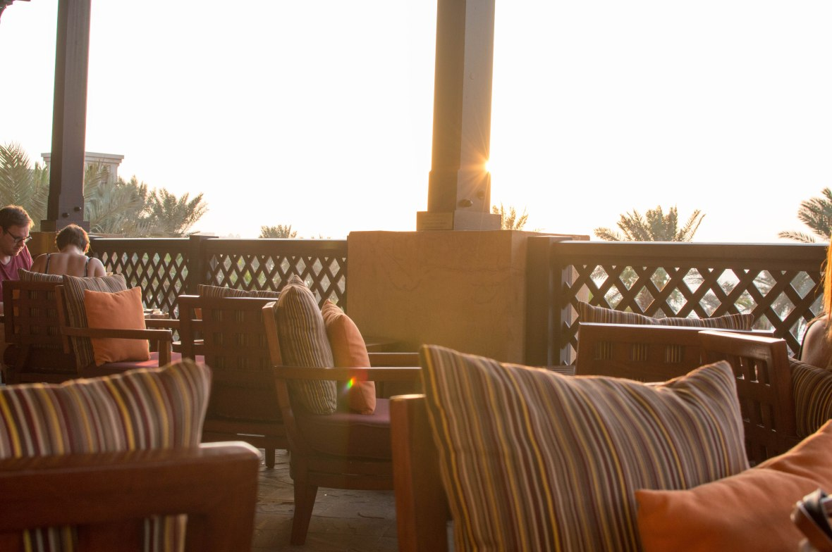 Bahri Bar, Madinat Jumeirah, Dubai, UAE