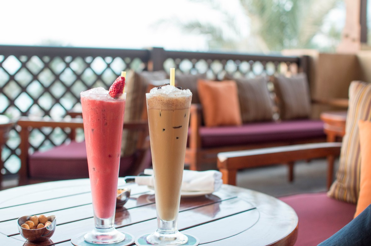 Berry Nutty And Cool Kahlua, Bahri Bar, Madinat Jumeirah, Dubai, UAE