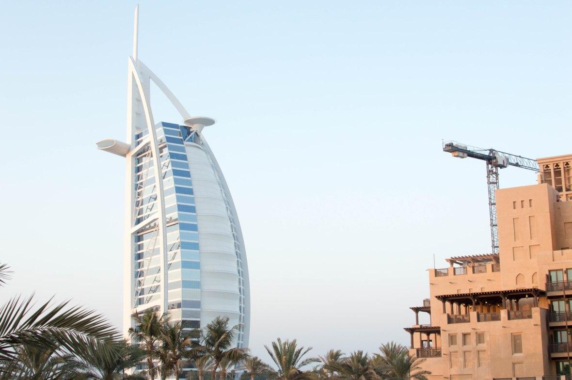Burj Al Arab, Bahri Bar, Madinat Jumeirah, Dubai, UAE