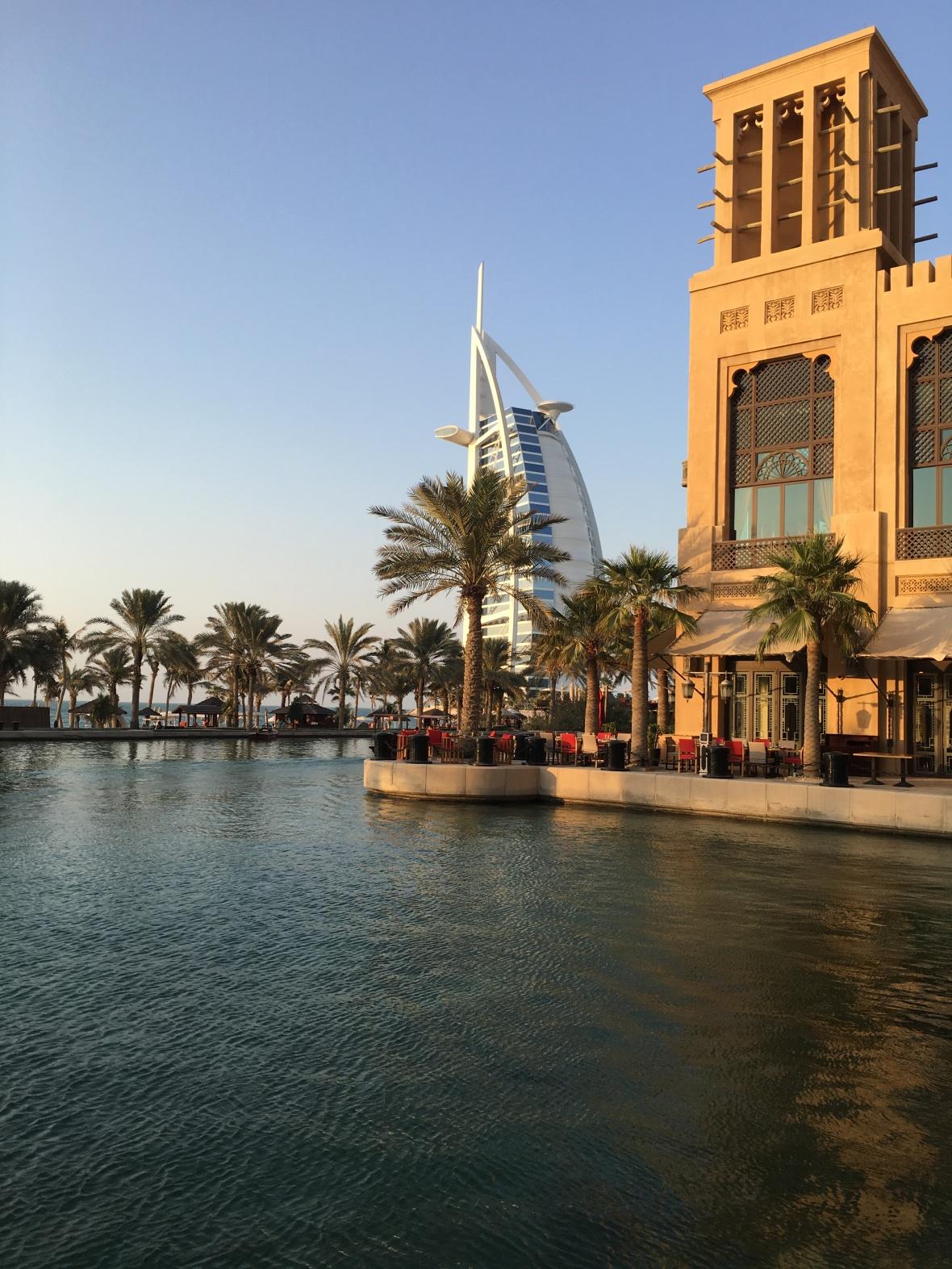 Burj Al Arab, Madinat Jumeirah, Dubai, UAE