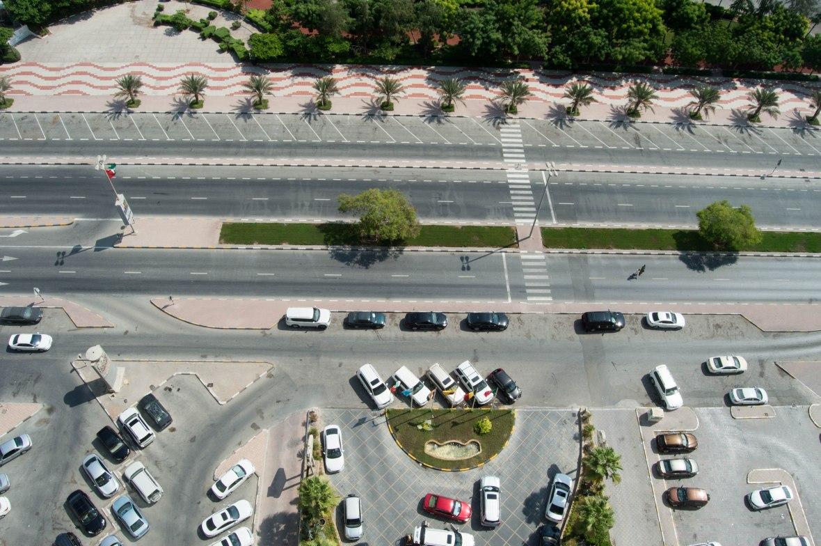 Car Park, Mangrove By Bin Majid, Corniche, Ras Al Khaimah, UAE