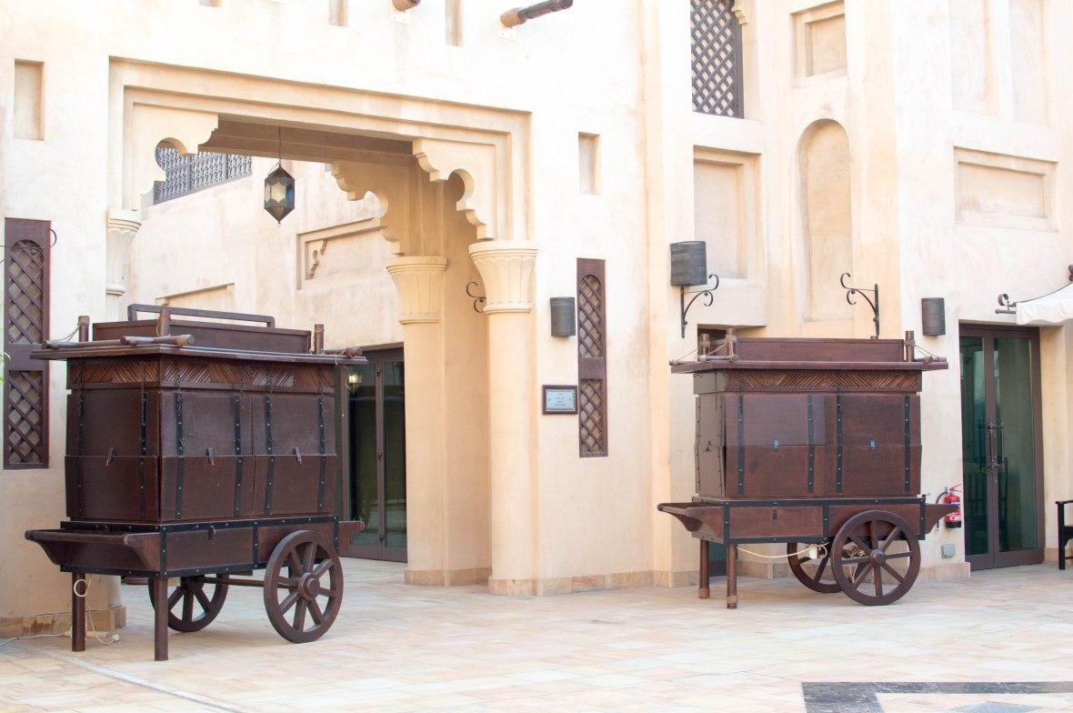 Carts, Madinat Jumeirah, Dubai, UAE