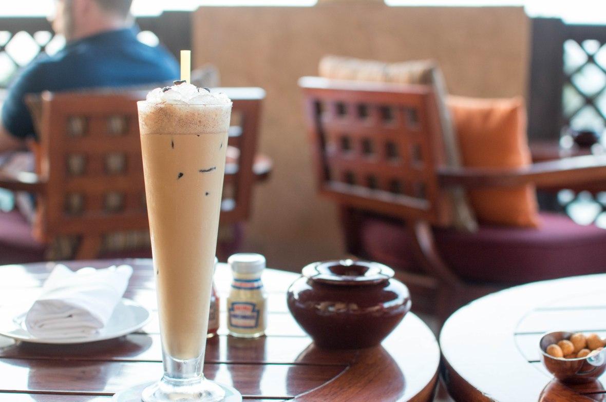 Cool Kahlua, Bahri Bar, Madinat Jumeirah, Dubai, UAE