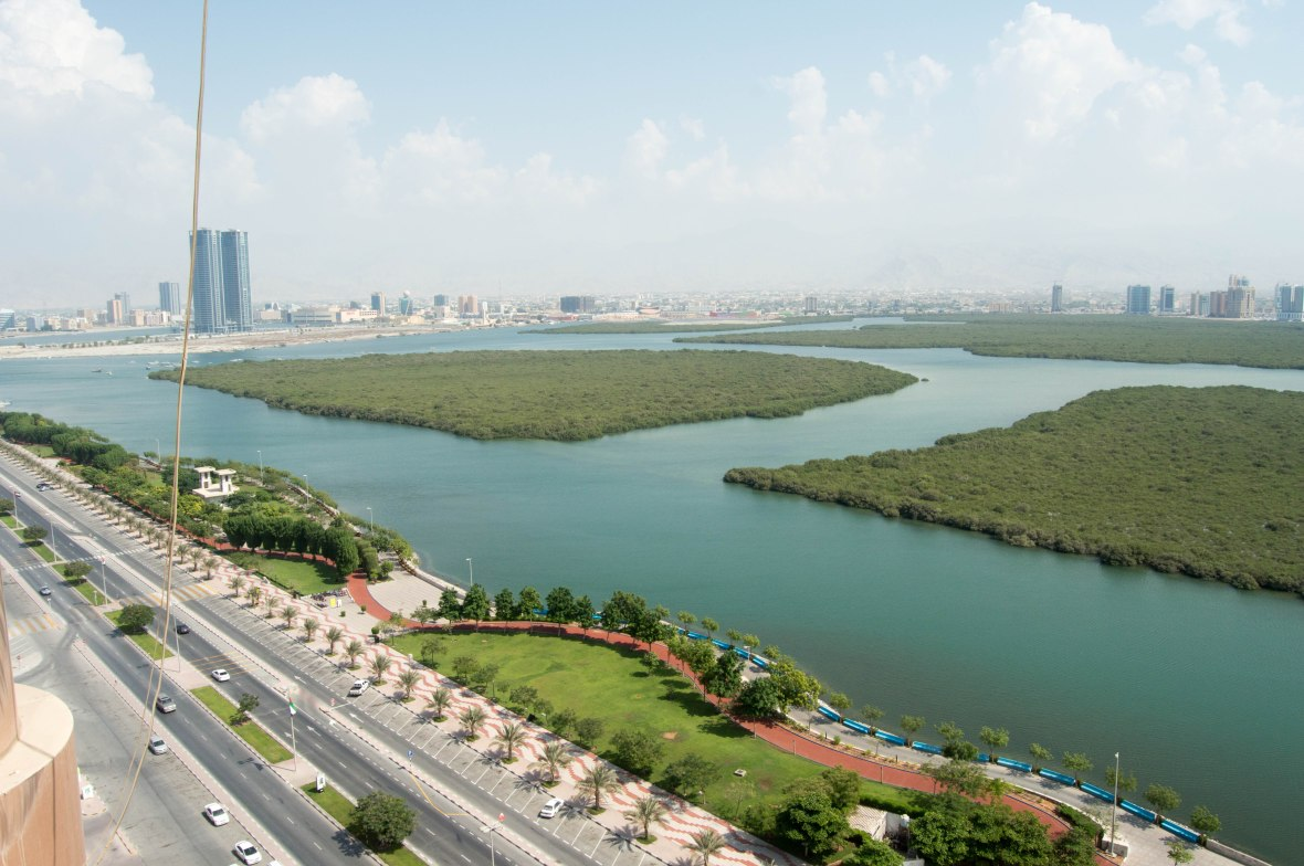 Corniche, Ras Al Khaimah, UAE