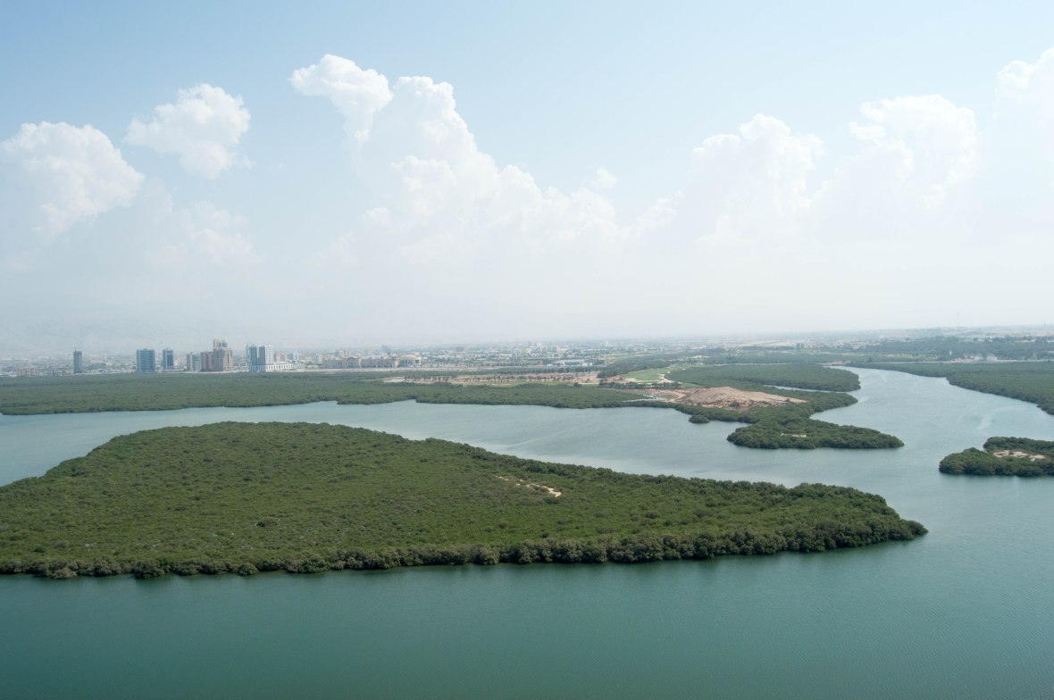 Corniche View From Suite, Mangrove By Bin Majid, Ras Al Khaimah, UAE