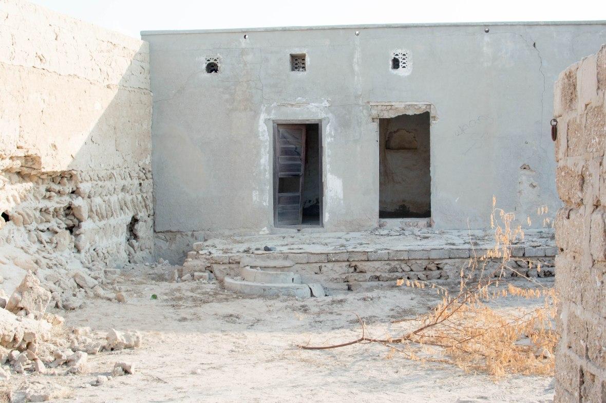 Doors, Abandoned City, Al Jazirat Al Hamra, Ras Al Khaimah, UAE