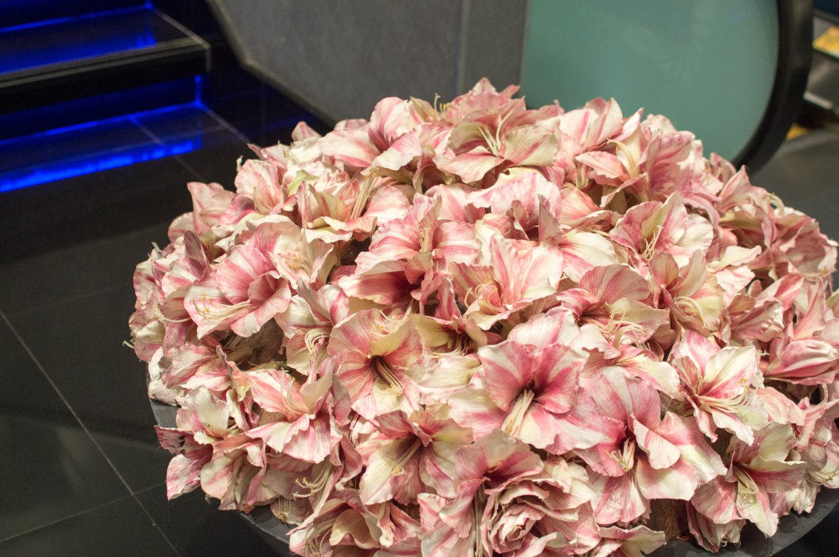 Flowers, Platinum Suites, Dubai Mall, Dubai, UAE