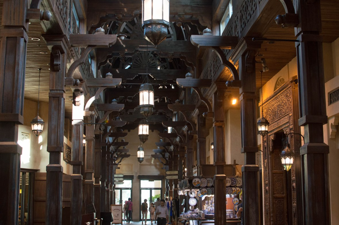 Inside The Souk, Madinat Jumeirah, Dubai, UAE