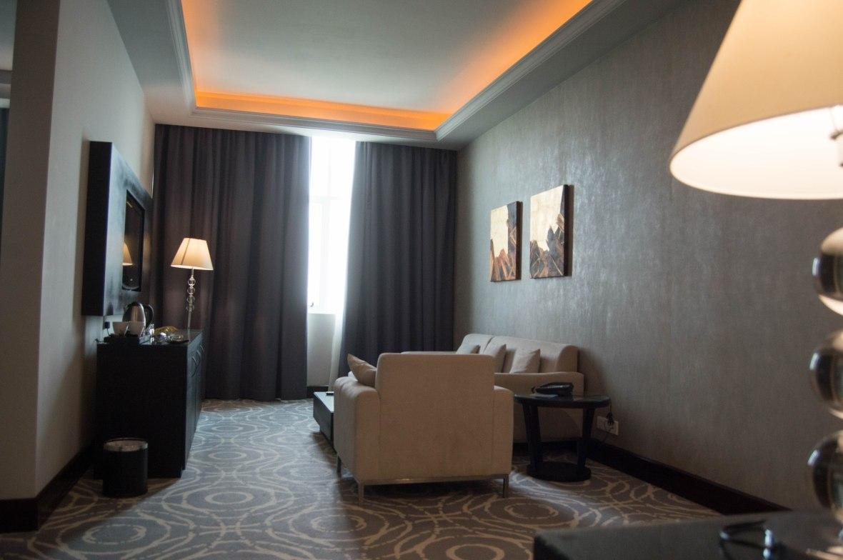 Living Room, Suite, Mangrove By Bin Majid Hotel, Ras Al Khaimah, UAE