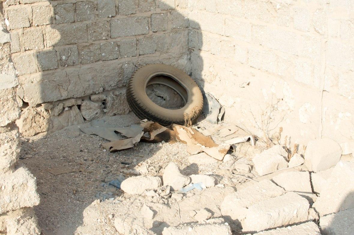 Old Tyre, Abandoned City, Al Jazirat Al Hamra, Ras Al Khaimah, UAE