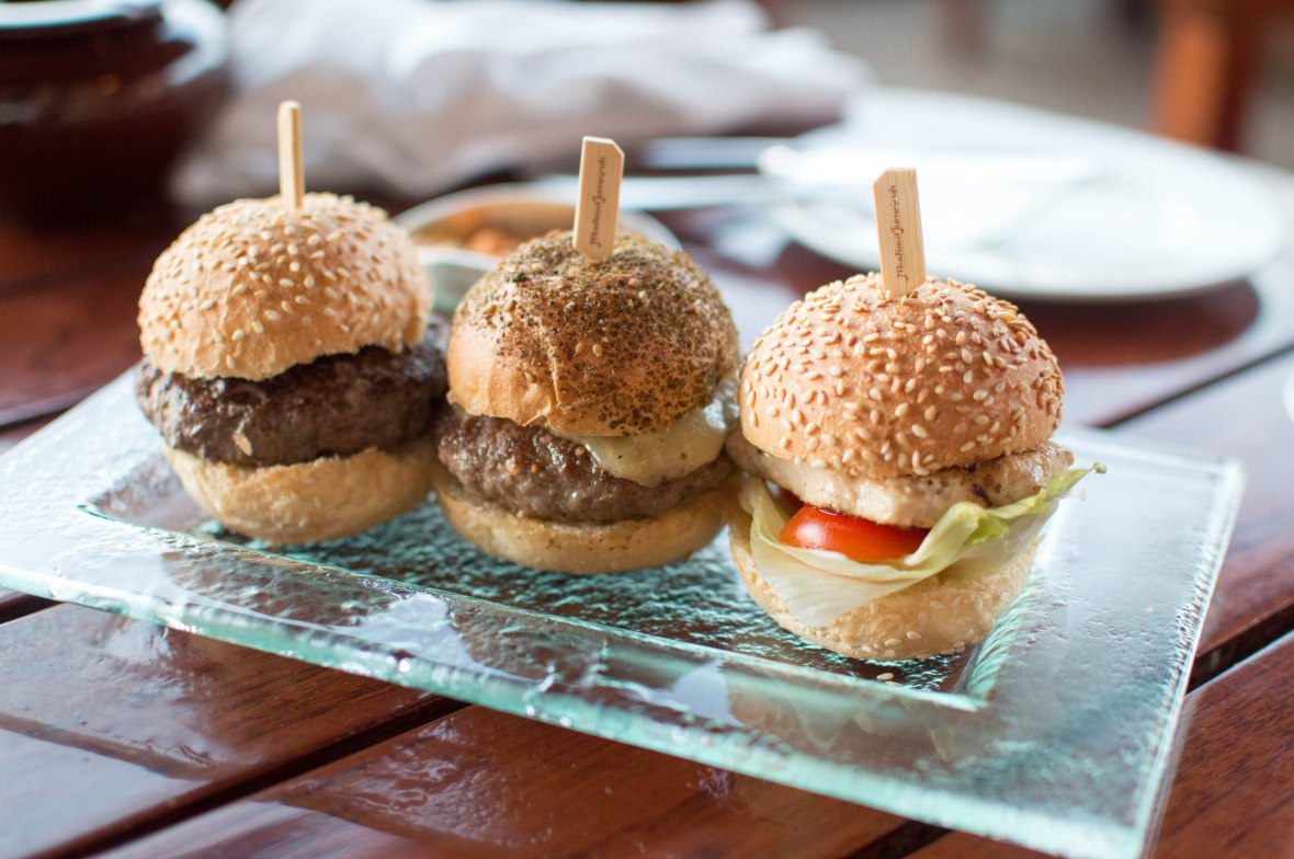 Sliders, Bahri Bar, Madinat Jumeirah, Dubai, UAE