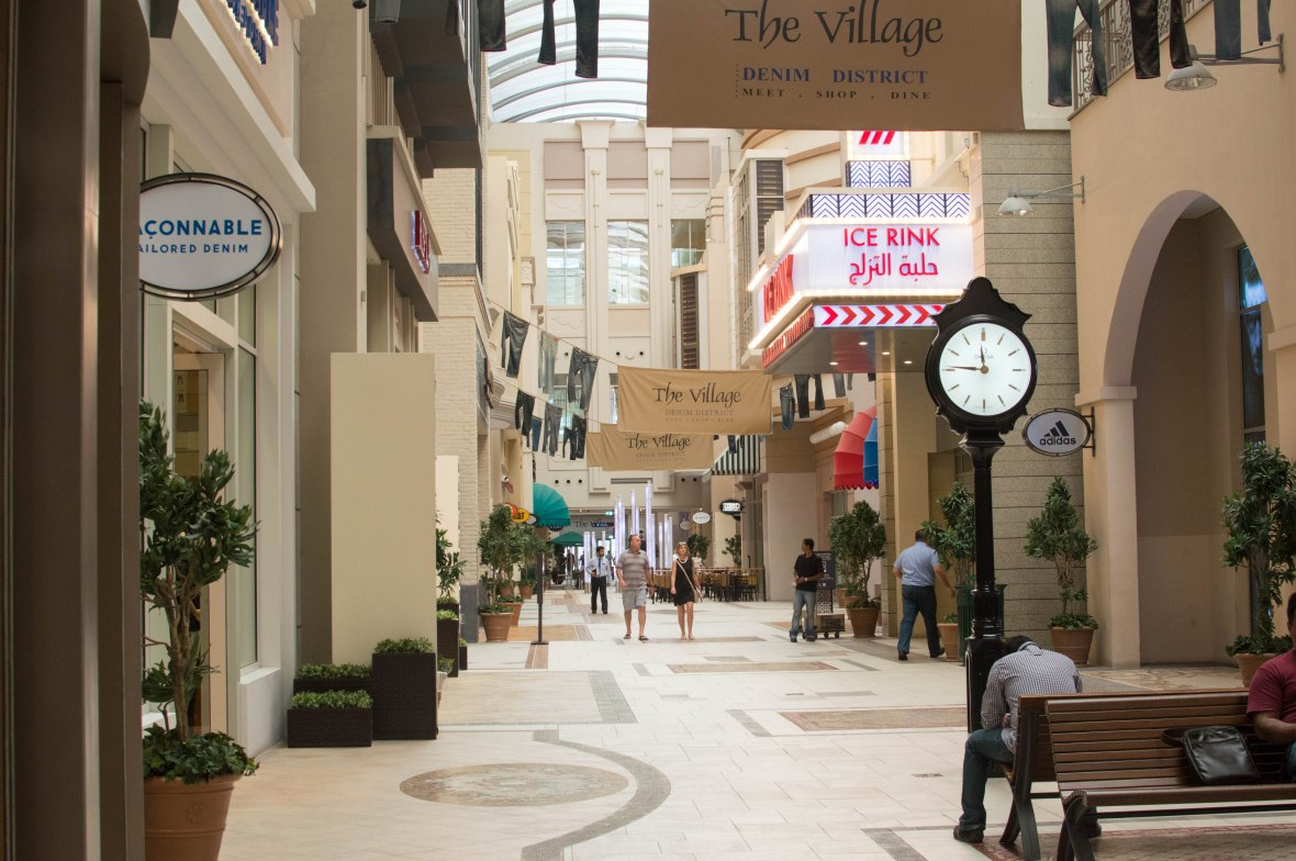 The Village, Dubai Mall, Dubai, UAE