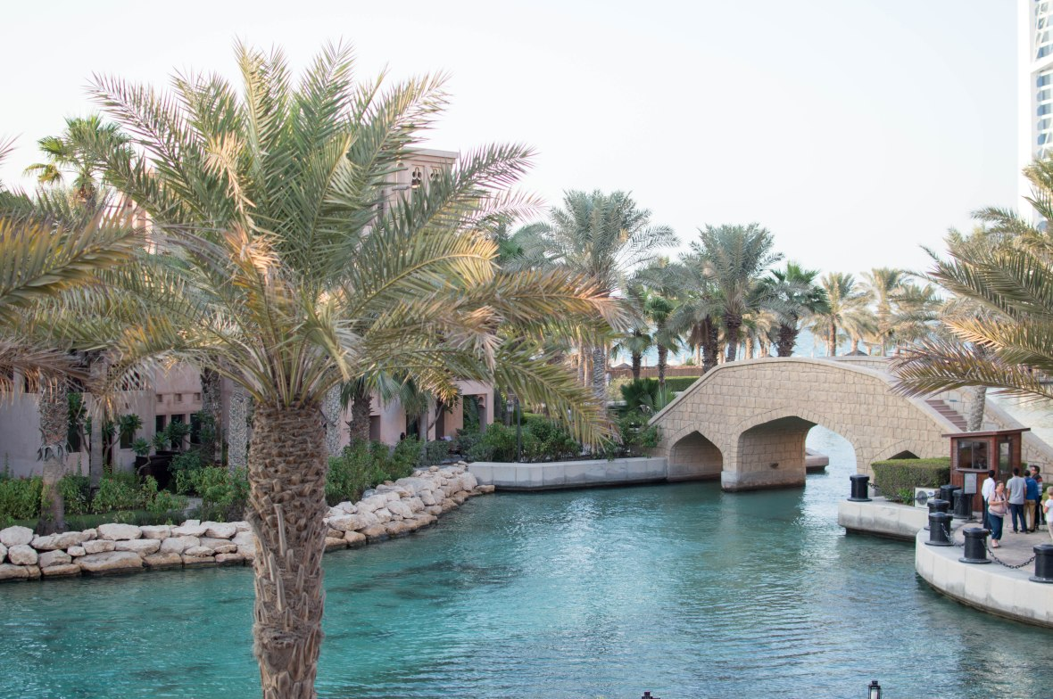 Waterways, Madinat Jumeirah, Dubai, UAE