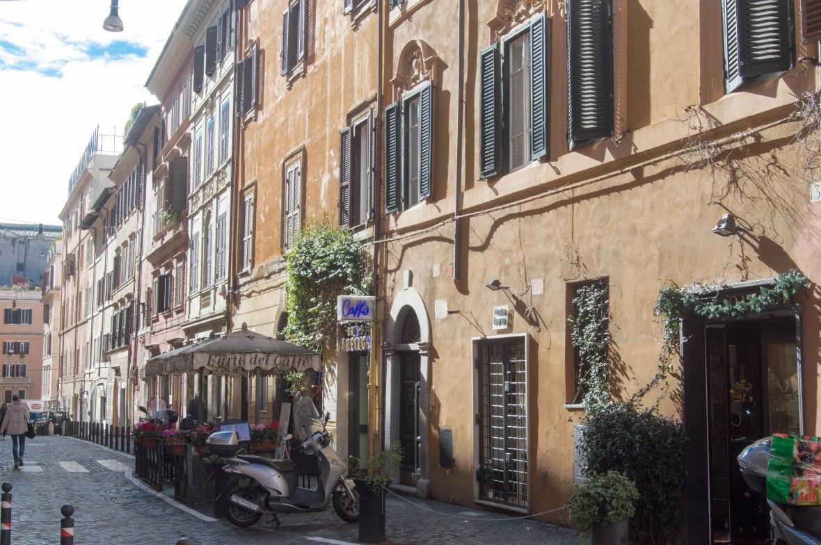 Arte del caffe - Er Baretto, Rome, Italy