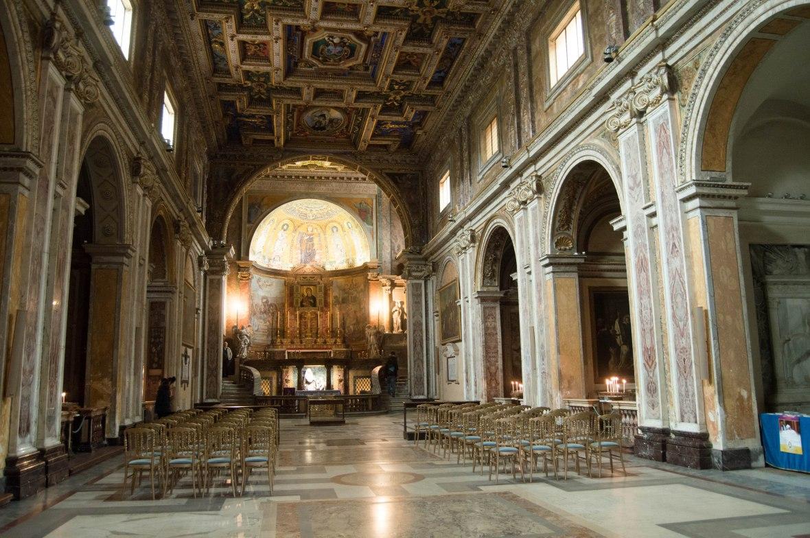 Basilica Di Santa Francesca Romana, Rome, Italy