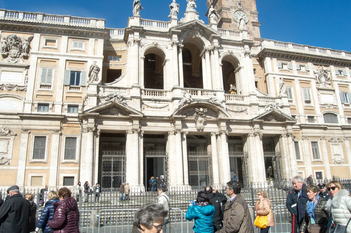 Basilica di Santa Maria Maggiore, Rome, Italy (2)