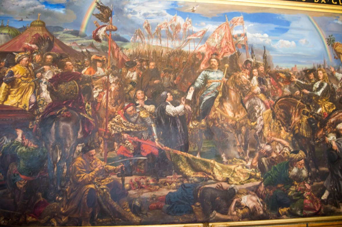 Battle Painting, Vatican Museum