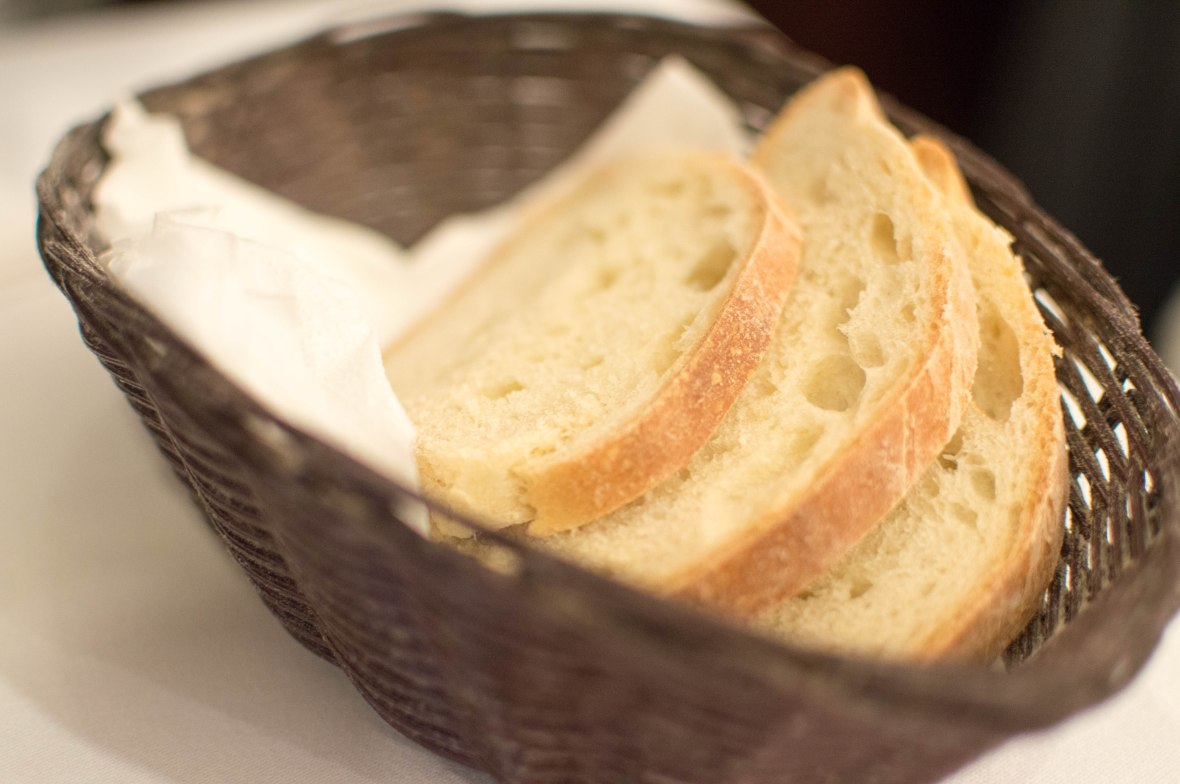 Bread Basket,  Nonna Betta, Rome, Italy
