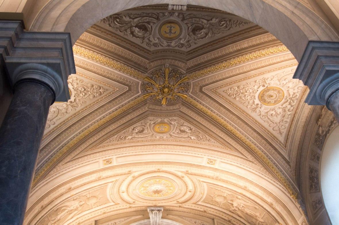 Ceilings, Vatican Museum