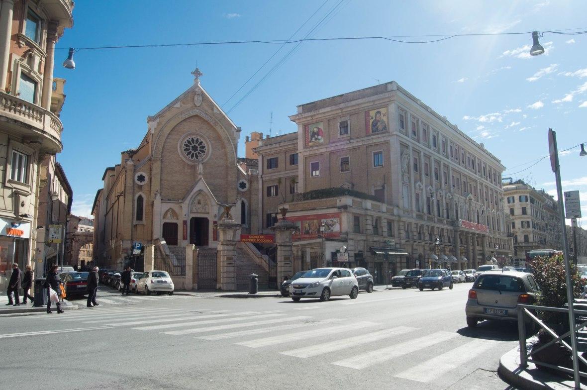 Church, Rome, Italy