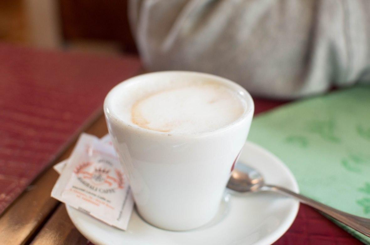 Coffee, Nova Caffe, Rome, Italy