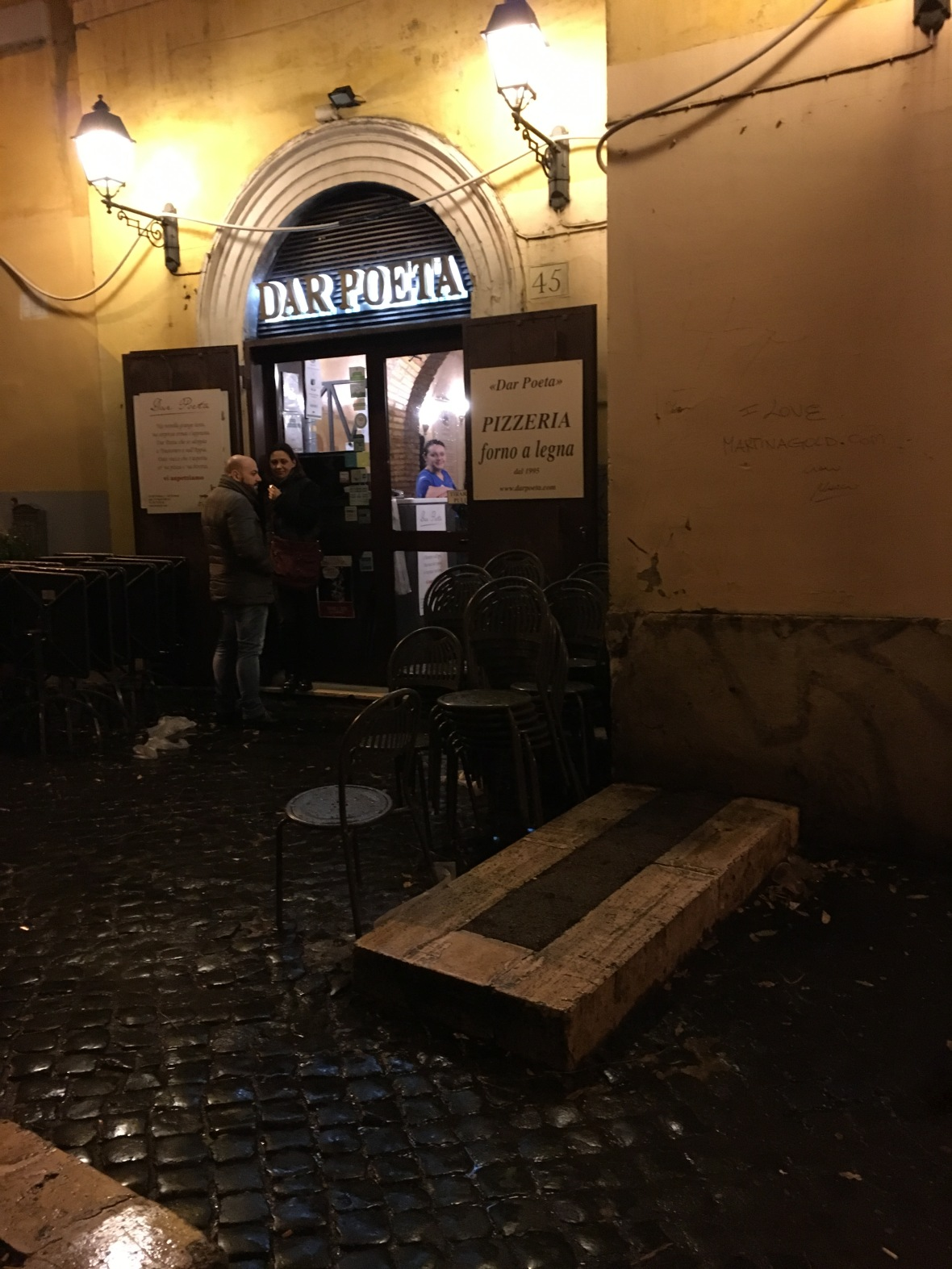 Dar Poeta, Rome, Italy