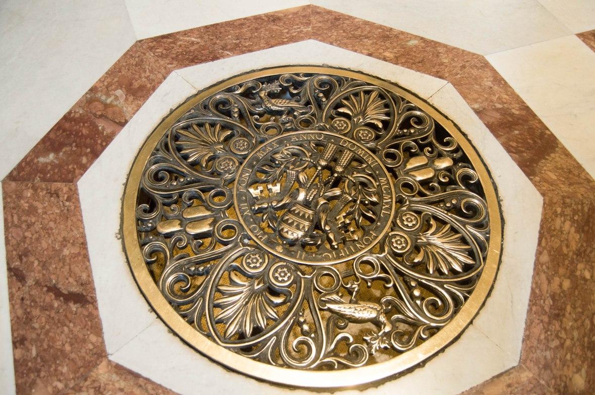 Floor, Basilica Di San Pietro, Vatican
