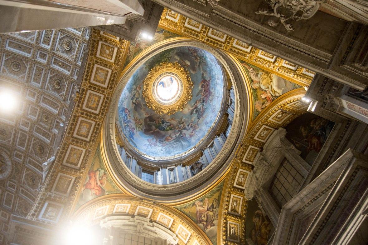 Mini Dome, Basilica Di San Pietro, Vatican