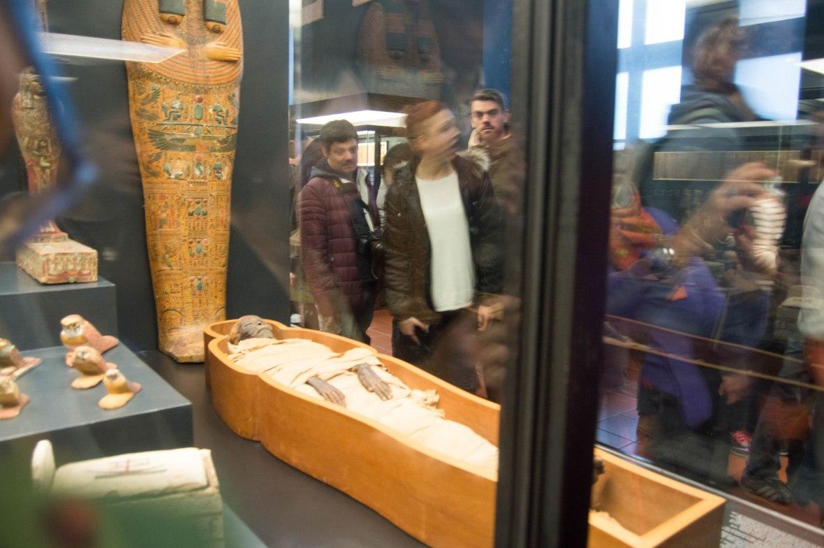 Mummies, Egyptian History, Vatican Museum
