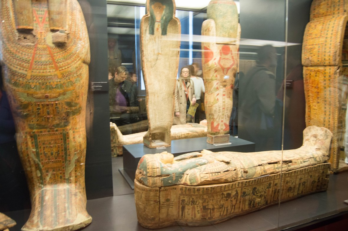 Mummies, Egyption Artifacts, Vatican Museum