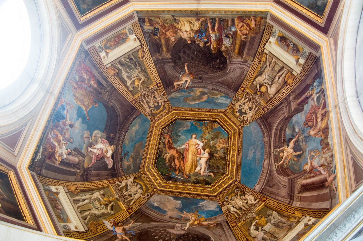 Painted Ceilings, Vatican Museum