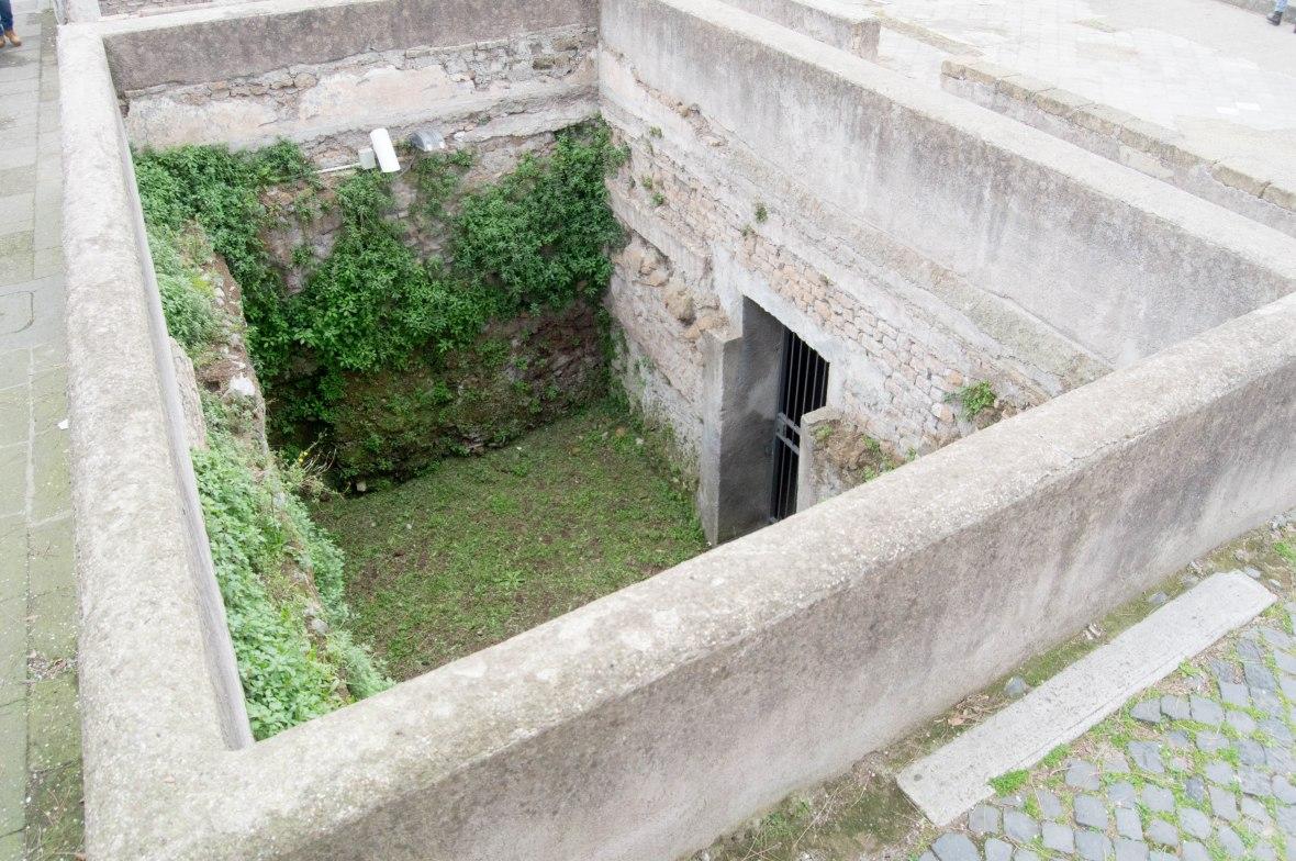 Prison, Rome, Italy