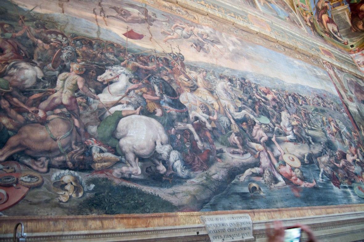 Sala di Costantino, Vatican Museum