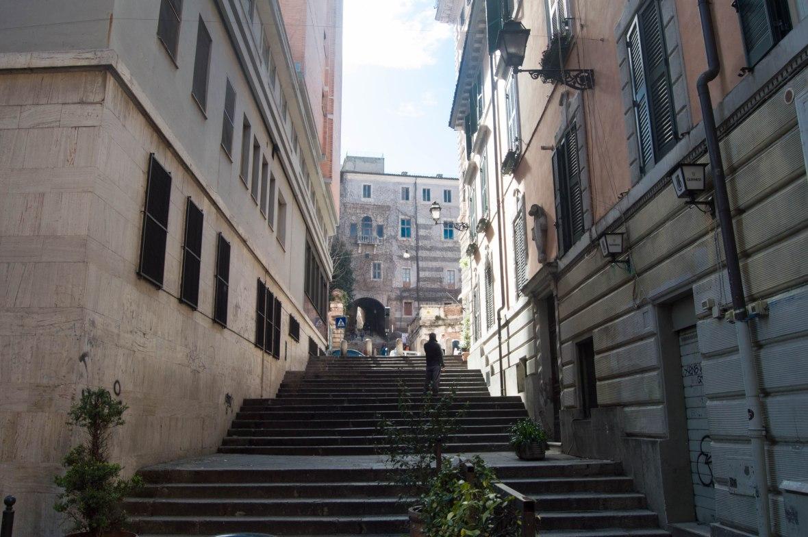Salita Dei Borgia, Rome, Italy