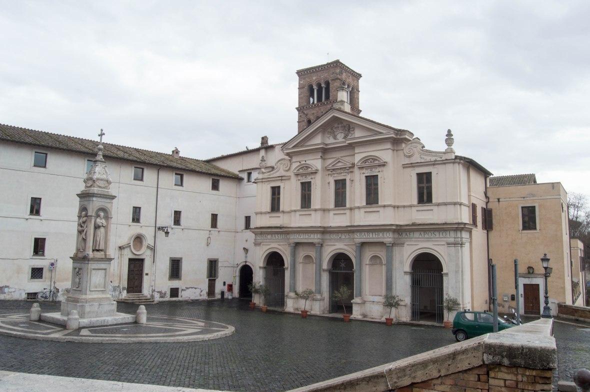 San Bartolomeo all'Isola, Rome, Italy