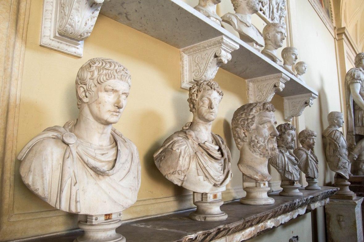 Sculptures, Vatican Museum