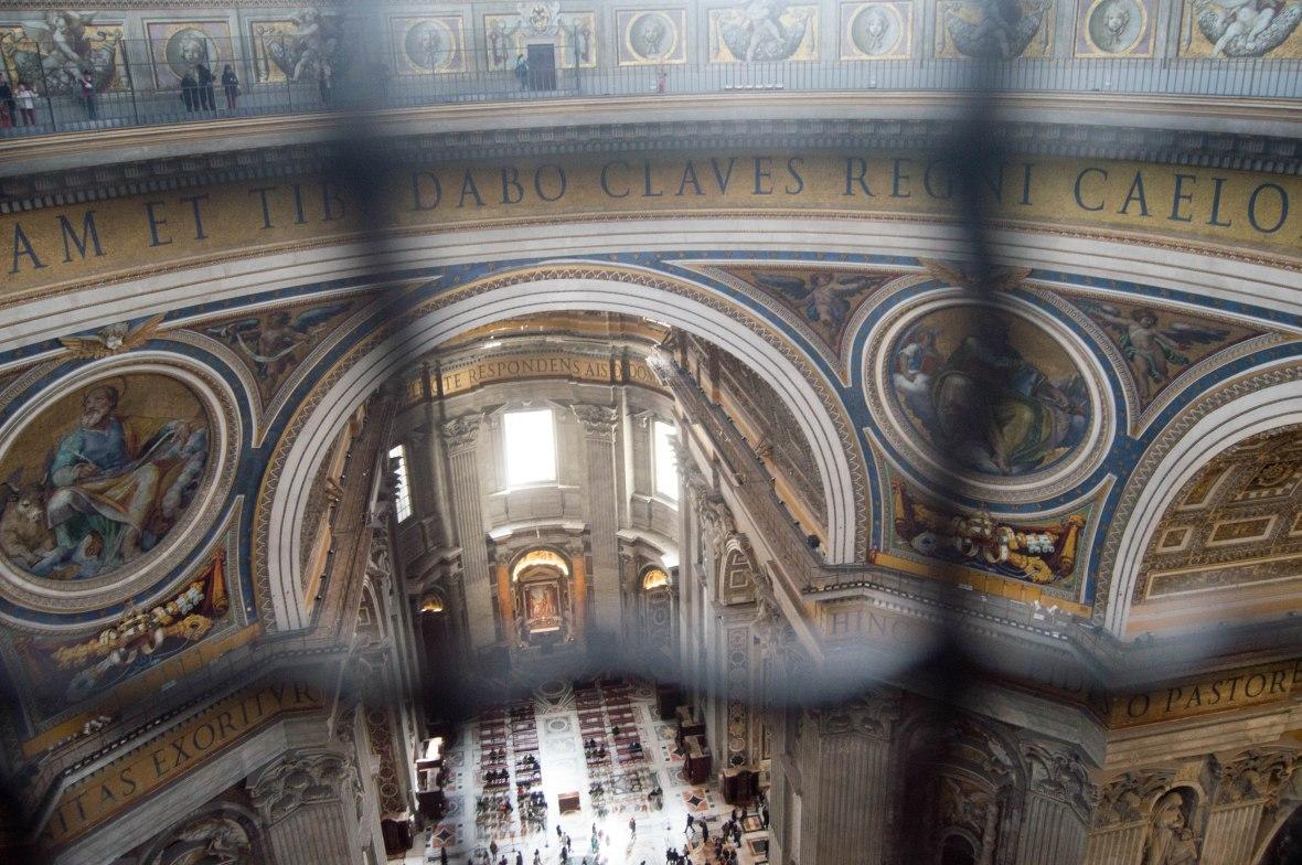 Sermon, Basilica Di San Pietro, Vatican