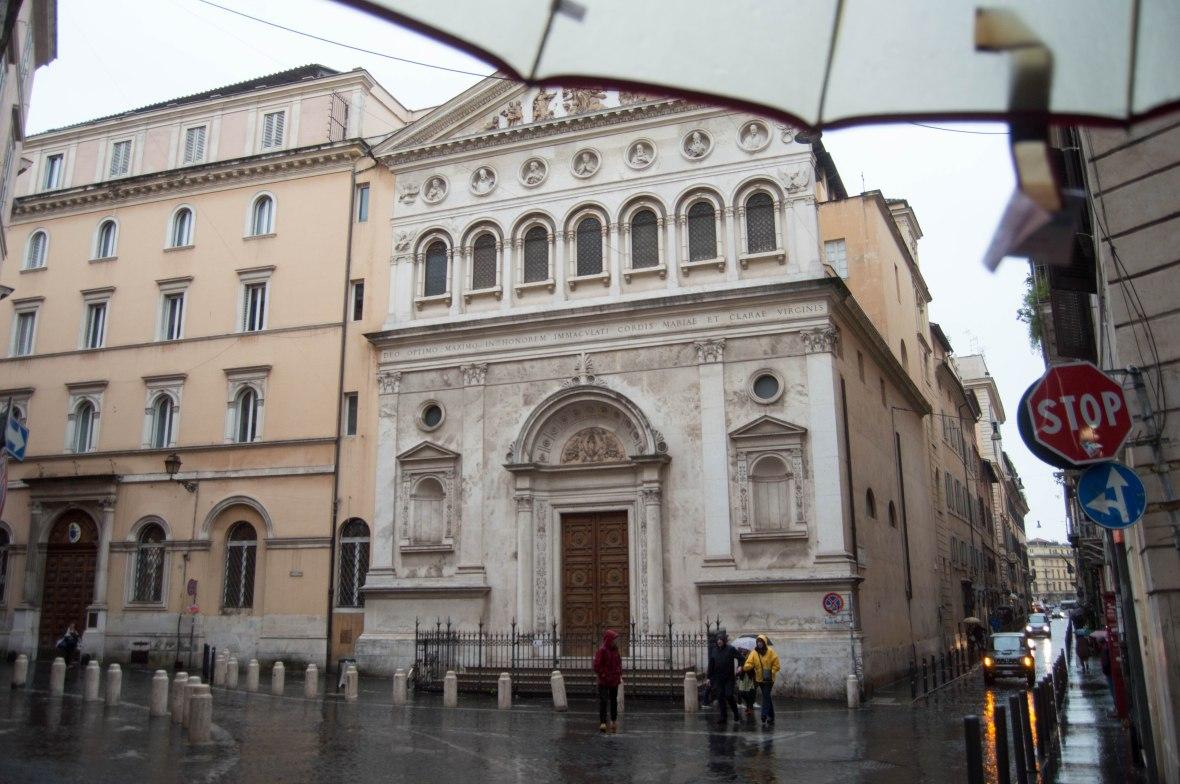 Streets, Rome, Italy