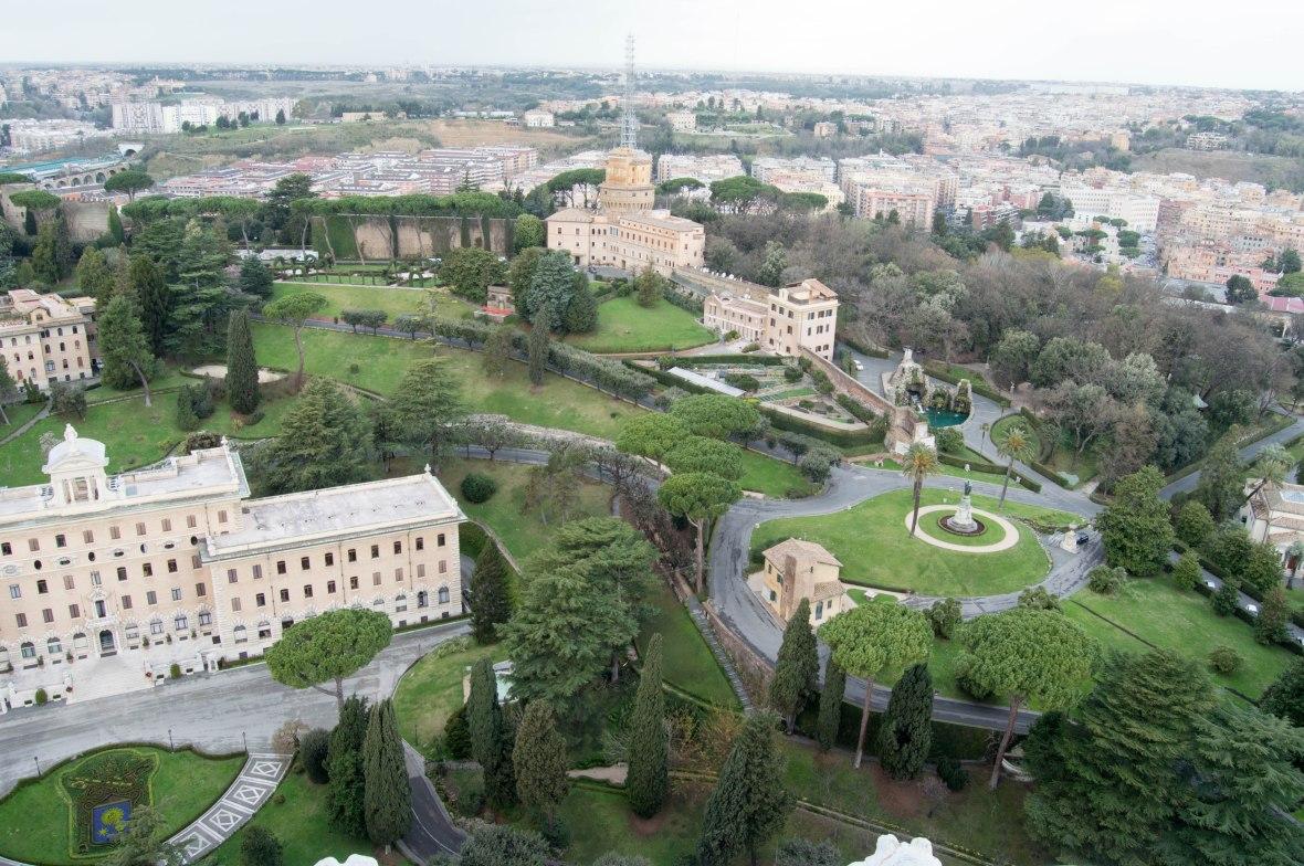 Vatican Gardens, Vatican