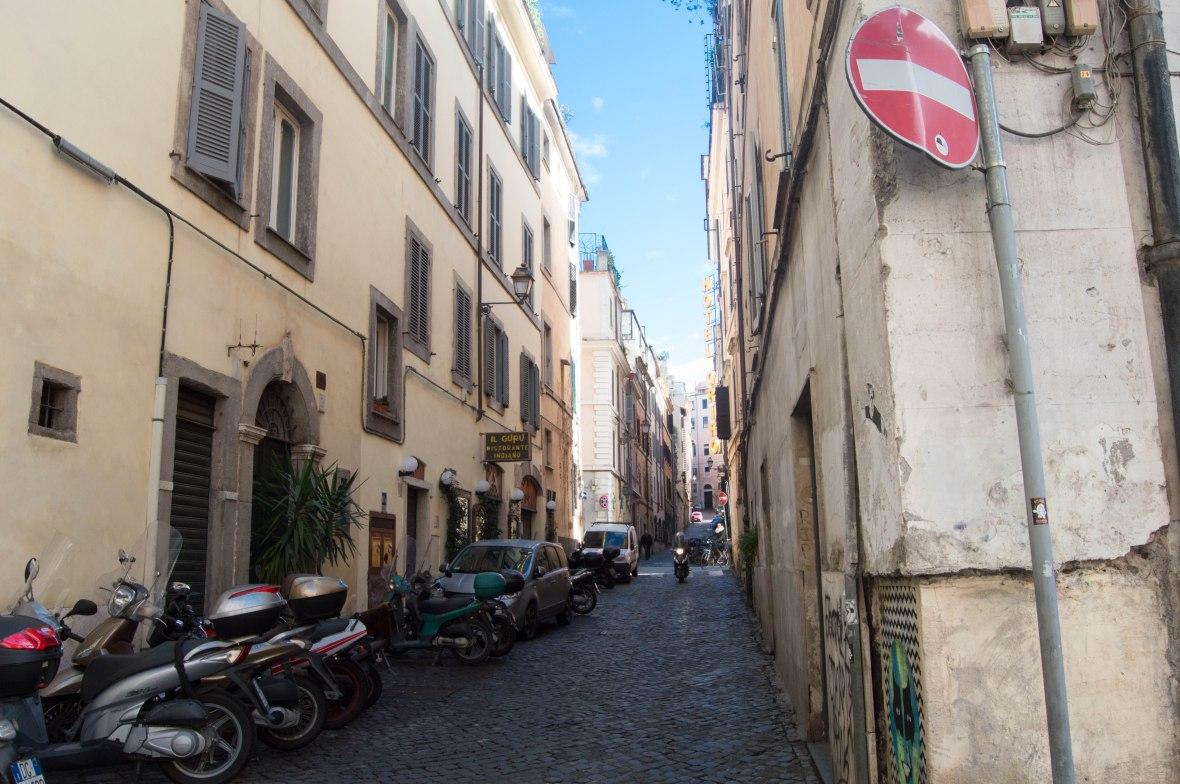 Via Cimarra, Roma, Italy (2)