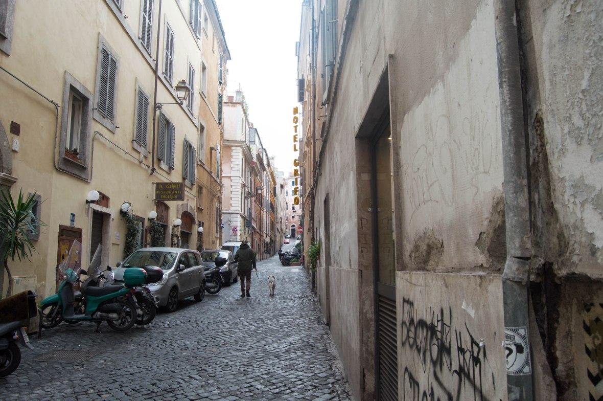 Via Cimarra, Roma, Italy