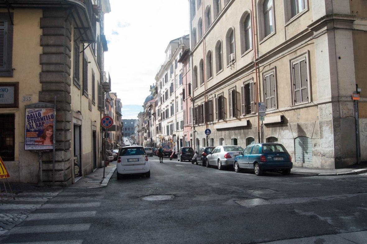 Via Dei Serpenti, Rome, Italy