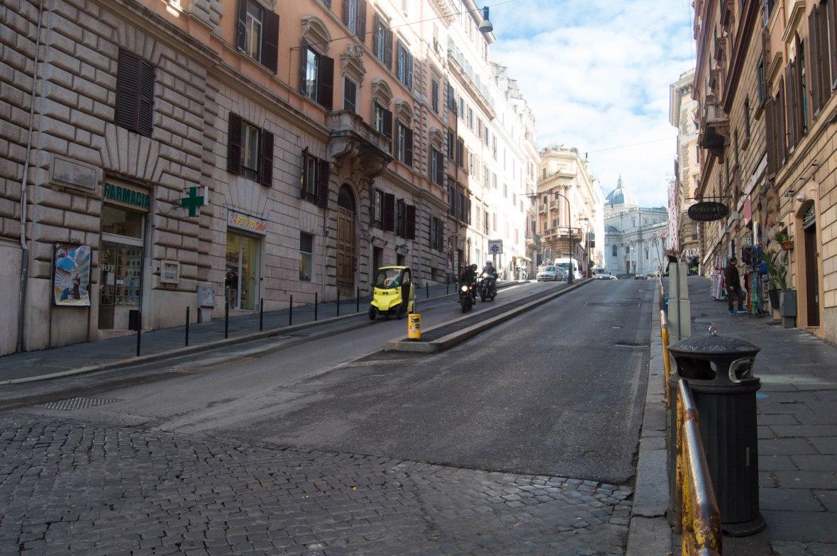 Via Di S Maria Maggiore, Rome, Italy