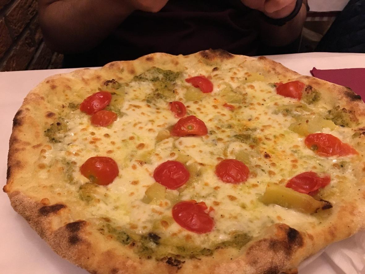 Vicoletto Pizza, Dar Poeta, Rome, Italy