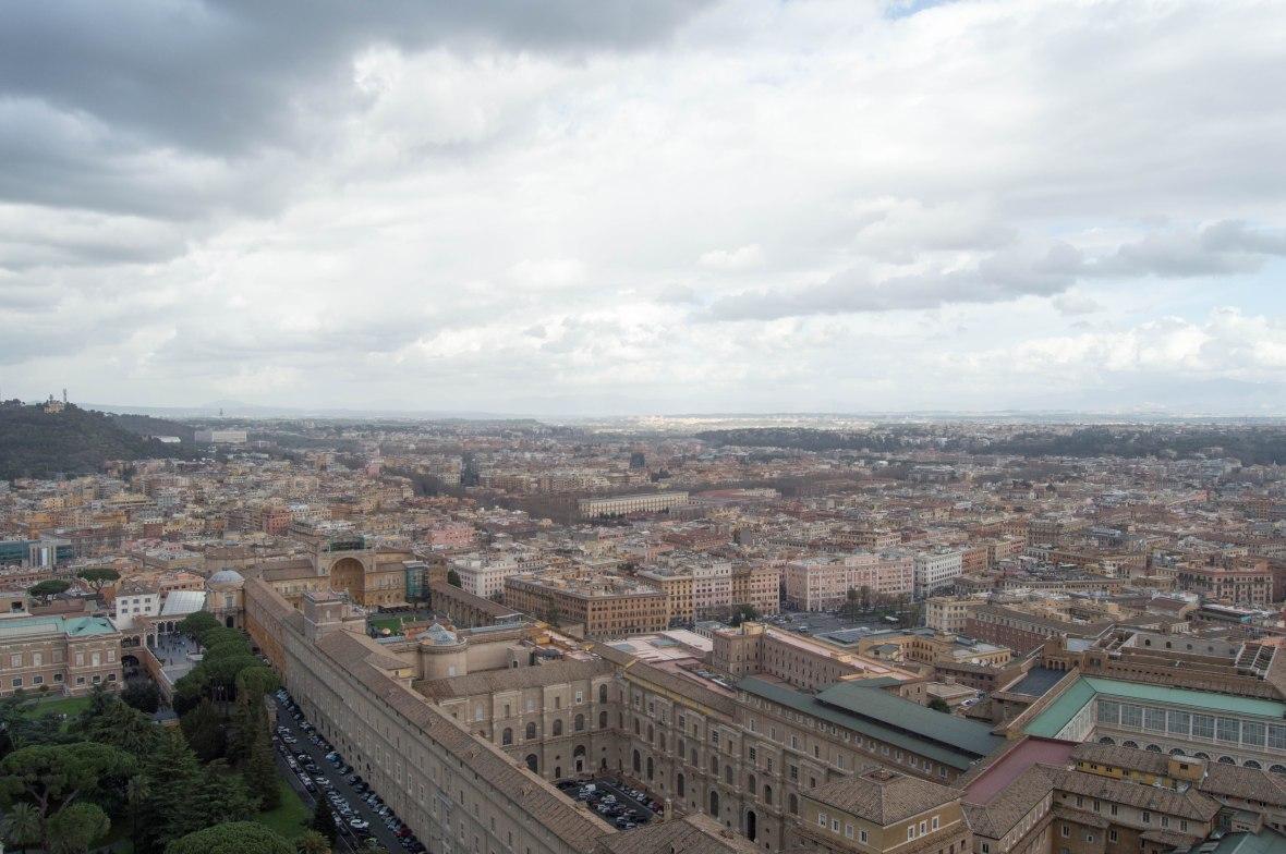 View, Basilica Di San Pietro, Vatican