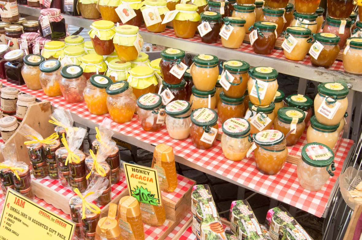 Honey, Campo de' Fiori, Rome, Italy