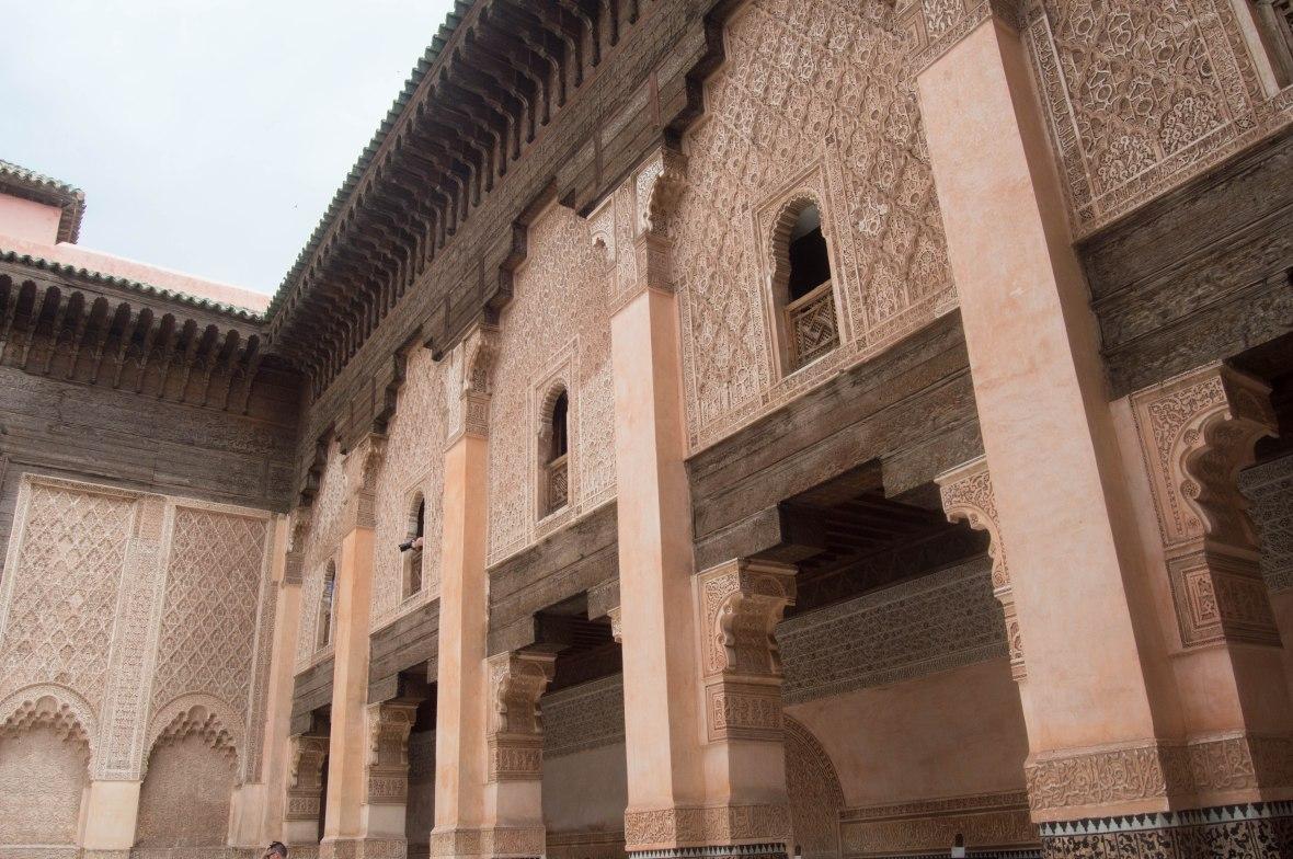 Ben Youssef Madrasa, Marrakech, Morocco (2)