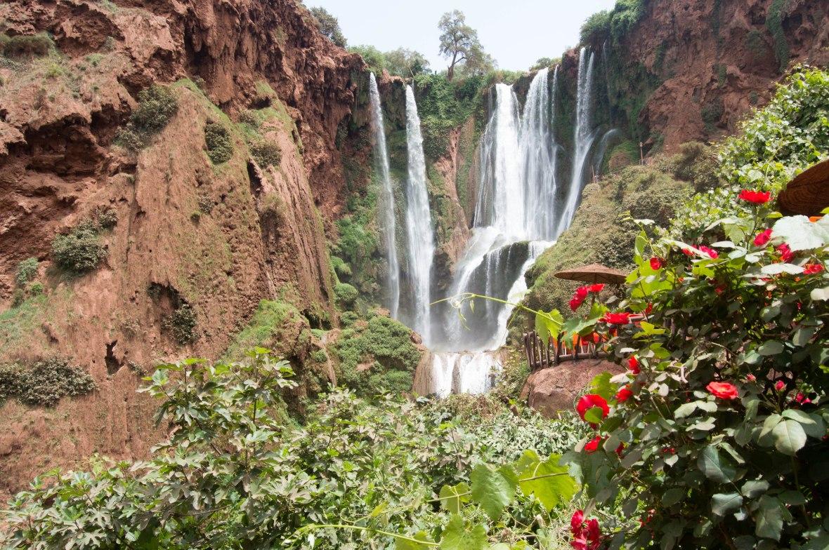 Cascades D'Ouzoud, Morocco