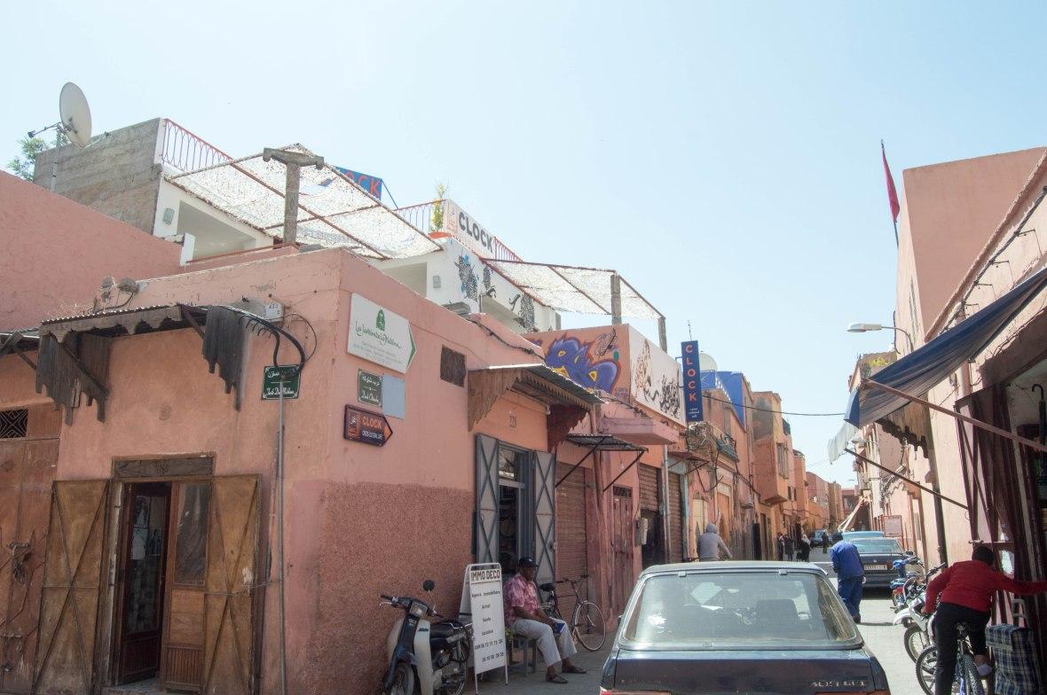 Derb Chtouka, Marrakech, Morocco